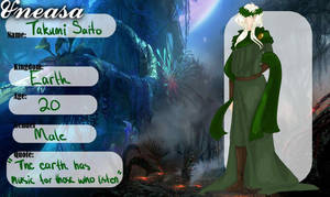 Takumi Saito App by Bassy4ever11