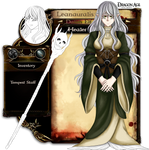 [Fifth Blight] Leanauralis by Bassy4ever11