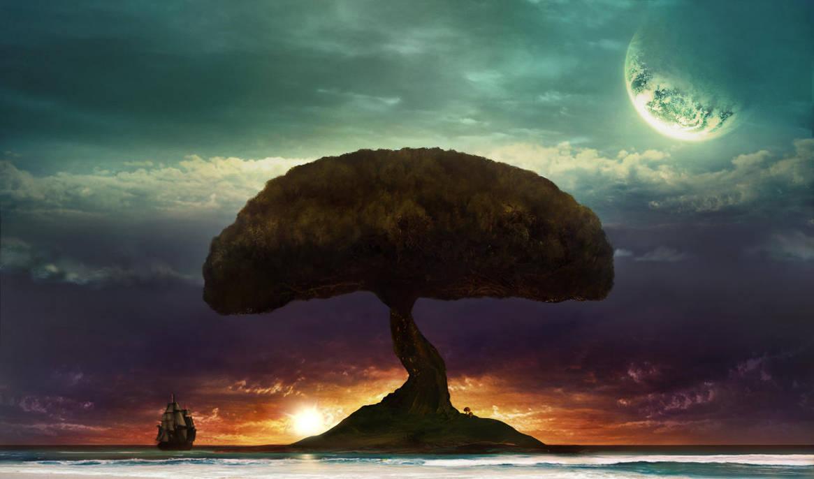 Legendary Tree by belez