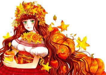 autumn by Aizawa-Aiz