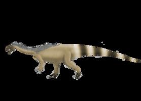 Plateosaurus engelhardti by PrimevalRaptor