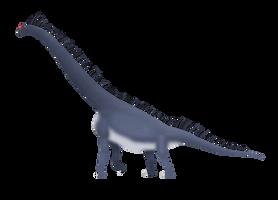 Brachiosaurus altithorax by PrimevalRaptor