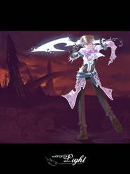 :: Warrior of Light :: by aiwa
