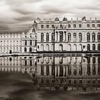 Chateau de Versailles by Coralulu
