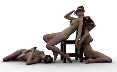 Three Blind Mice by goldschopf