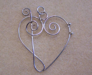treble clef bass clef heart by CrafterGod