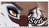 Syb'sha Stamp by Koeyohte