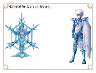 Crystal de Corona Boreal by Javiiit0