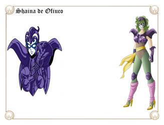 Shaina de Ofiuco by Javiiit0