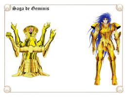 Saga de Geminis by Javiiit0