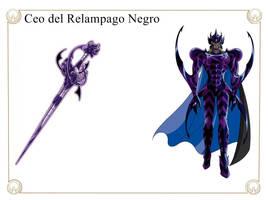 Ceo del Relampago Negro by Javiiit0