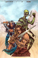 John Carter: World of Mars 4 Final by chadf