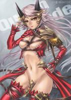 Queen's Blade by winter16888312
