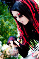 Red queen by mysteria-violent