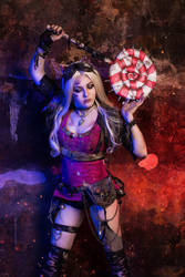 Candy Postapoc by mysteria-violent