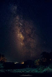 Black Night by badnan