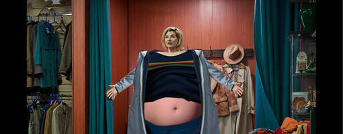 13th Doctor New Size by no1drwhofan