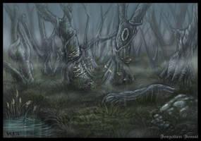 Forgotten Forest by Blattaphile
