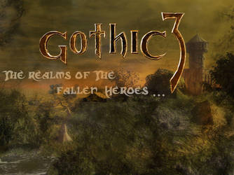 Gothic 3 ArtWork by snoopdg