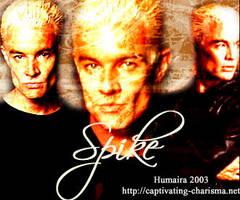 Spike by darkdeception