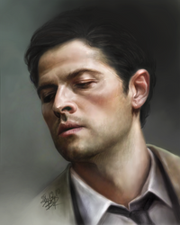 Castiel C by Blakravell