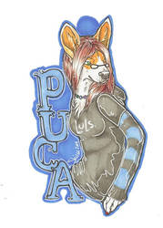 Badge: Puca by Arvish