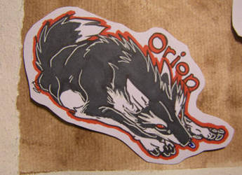 Sticker: Orion by Arvish