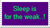 What Is This Sleep You Speak Of? by British-Prophetess
