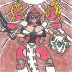 Phoenix  Warrior by BoCh1234