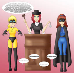 COM Delta and Galaxy girl vs Stage hypnotist p2 by TigersSunshyn