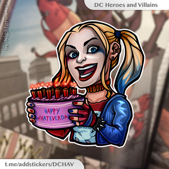 Happy whateverday from Harley! by nightgrowler
