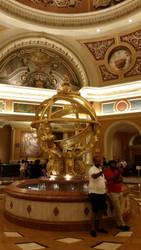 Venetian Lobby Fountain by Wolfsketch101