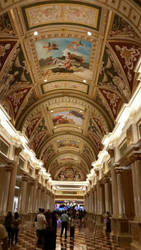 Venetian Main Hall by Wolfsketch101