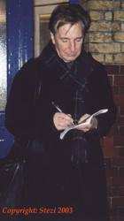 Alan Rickman  2 by JanuaryGuest