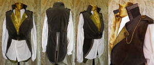 Victorian-Steampunk tailcoat PCT4-5 by JanuaryGuest