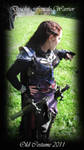 Larp 2011  (dark elves warrior) by Deakath