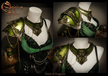Baroque / Royal Set - WIP by Deakath