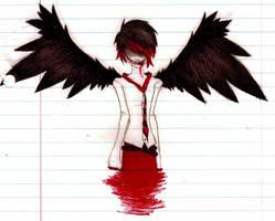 DemiseMAN LOVE by ZombieGirl6