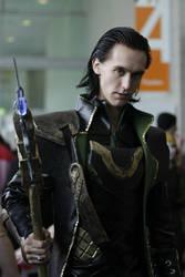 Loki by Teenageher0