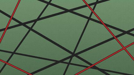 Lineweave Wallpaper by fuddyduddy