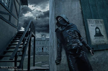 Thief Cosplay by IrunMerkulova