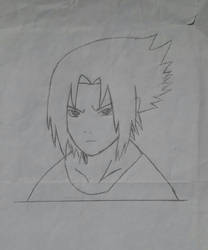 Sasuke by ZehFarofa