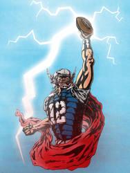 The Mighty Brady by Bate-man26