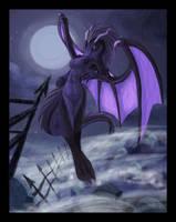 Heshana Dragon by lizspit