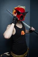LOTAK Armed and Ready by Love-Joker