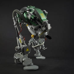 RH.t-2 MECH [Ma.k Advanced Design] by marcomarozzi