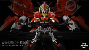 S-Gundam wallpaper by Jaychan1