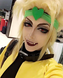 Dio Brando  by GreeniiCosplay