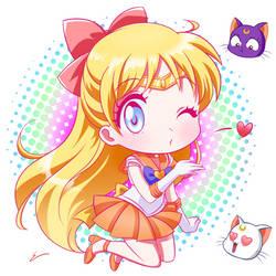 Sailor Venus by emiliosan