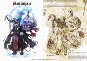 CE: Dullahan by AsahinaX